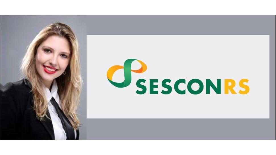 Acadêmica de Administração da IENH publica artigos na Revista do SESCON-RS