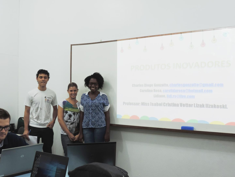 Acadêmicos desenvolvem pesquisas sobre criatividade e inovação