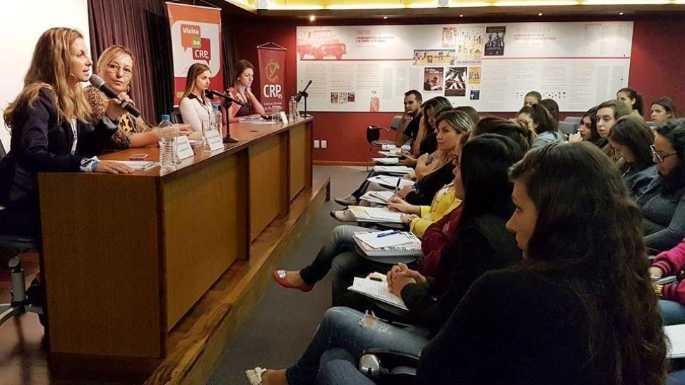Acadêmicos realizam visita técnica ao Conselho Regional de Psicologia