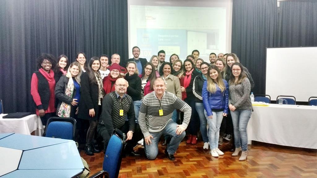 Atividade promove diálogo entre empresas e acadêmicos na Faculdade IENH