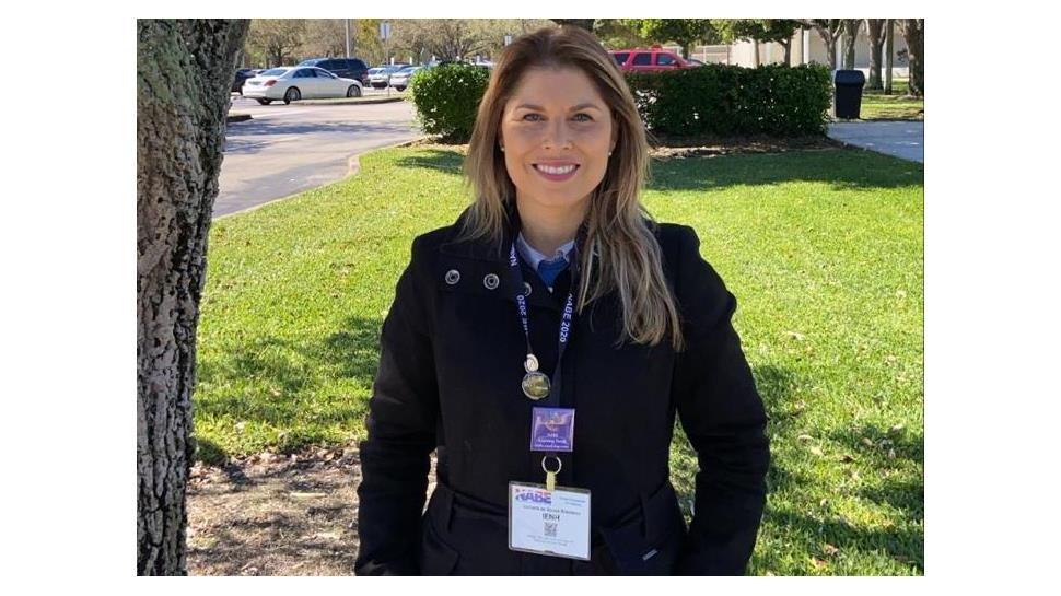 Coordenadora da IENH é a única gaúcha a participar de evento para escolas bilíngues nos EUA