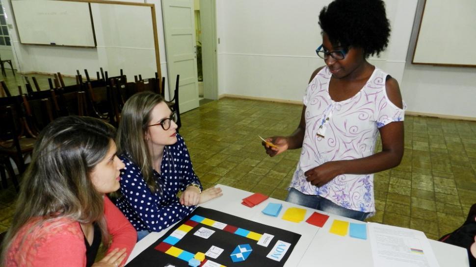 Criação de jogos promove interdisciplinaridade