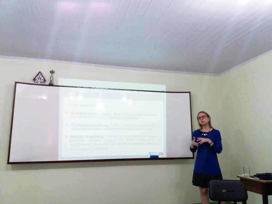 Curso de Extensão sobre Introdução à Terapia do Esquema inicia na Faculdade IENH