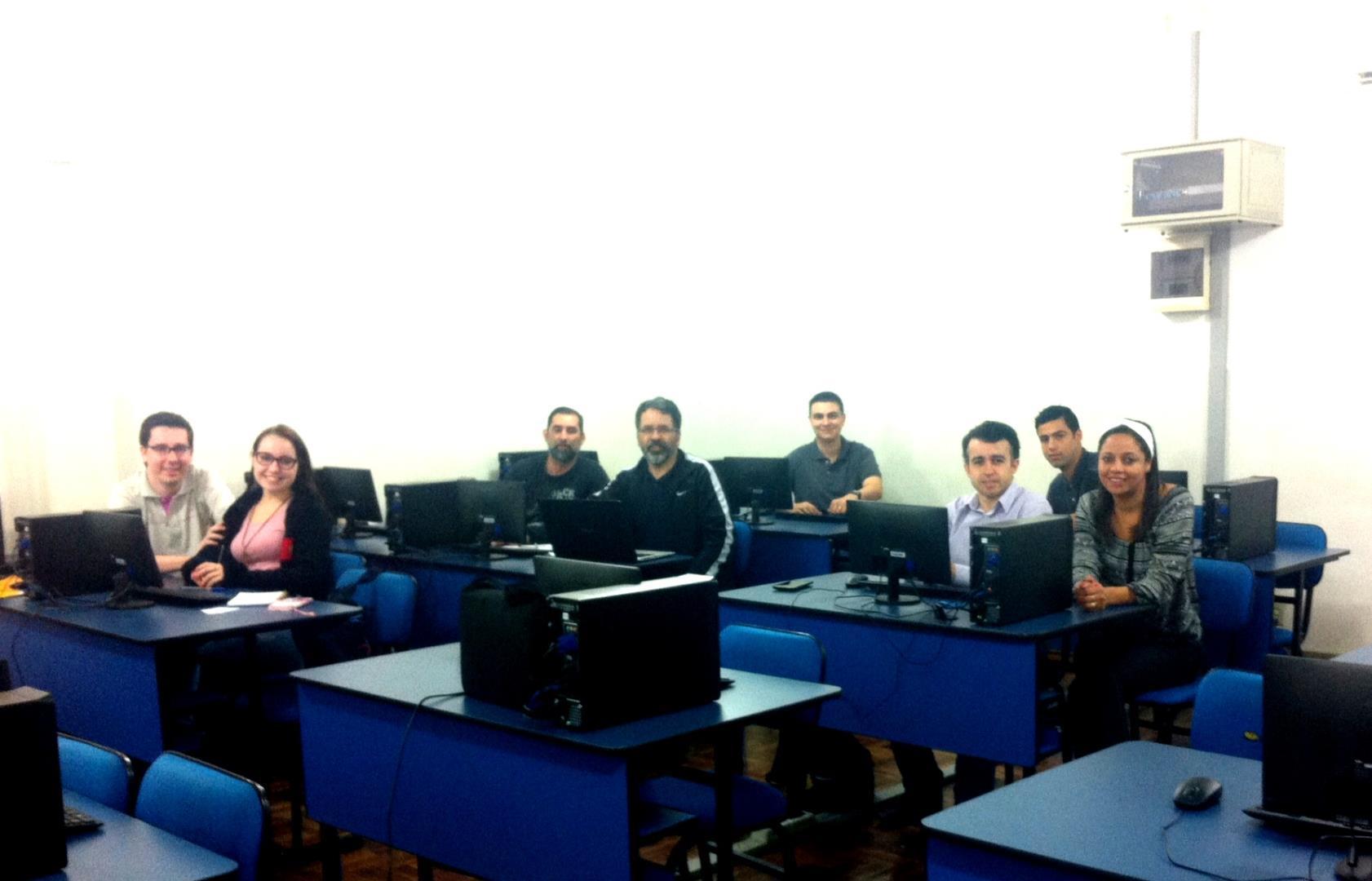 Curso sobre linguagem de programação ABAP ocorre na IENH
