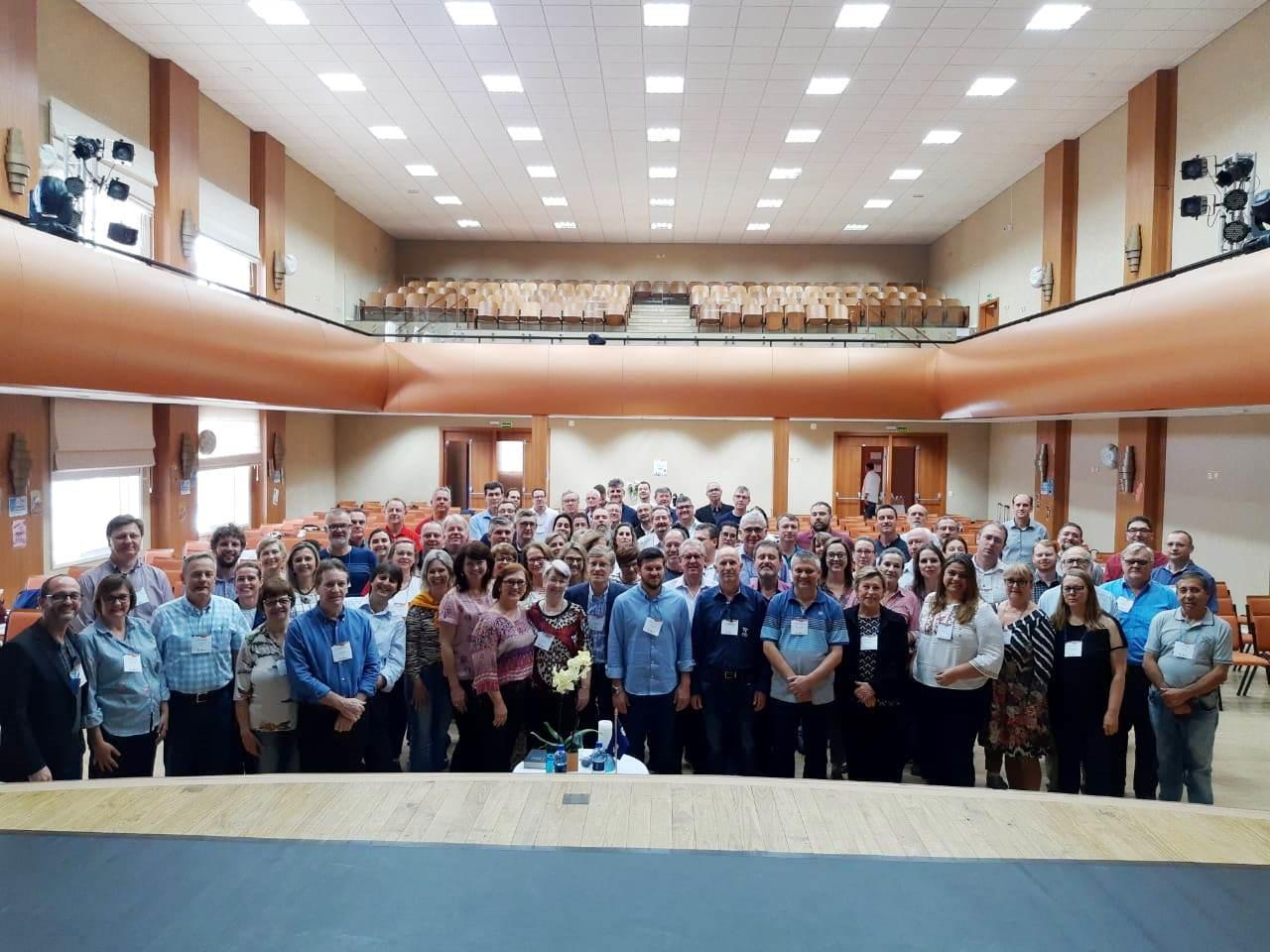 Diretor Geral da IENH participa do Seminário de Diretores e Representantes de Mantenedoras