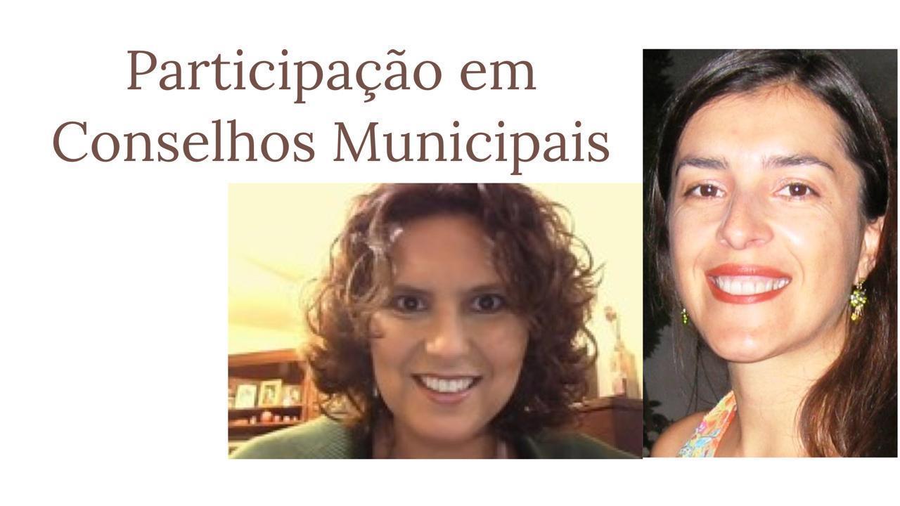 Docentes do curso de Psicologia da Faculdade IENH participam de conselhos municipais