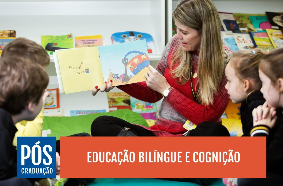 Educação Bilíngue e Cognição - 1ª Turma