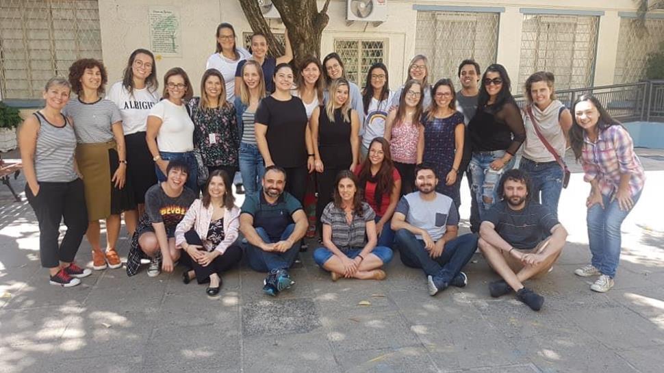 Especialização em Educação Bilíngue e Cognição da IENH inicia em Porto Alegre