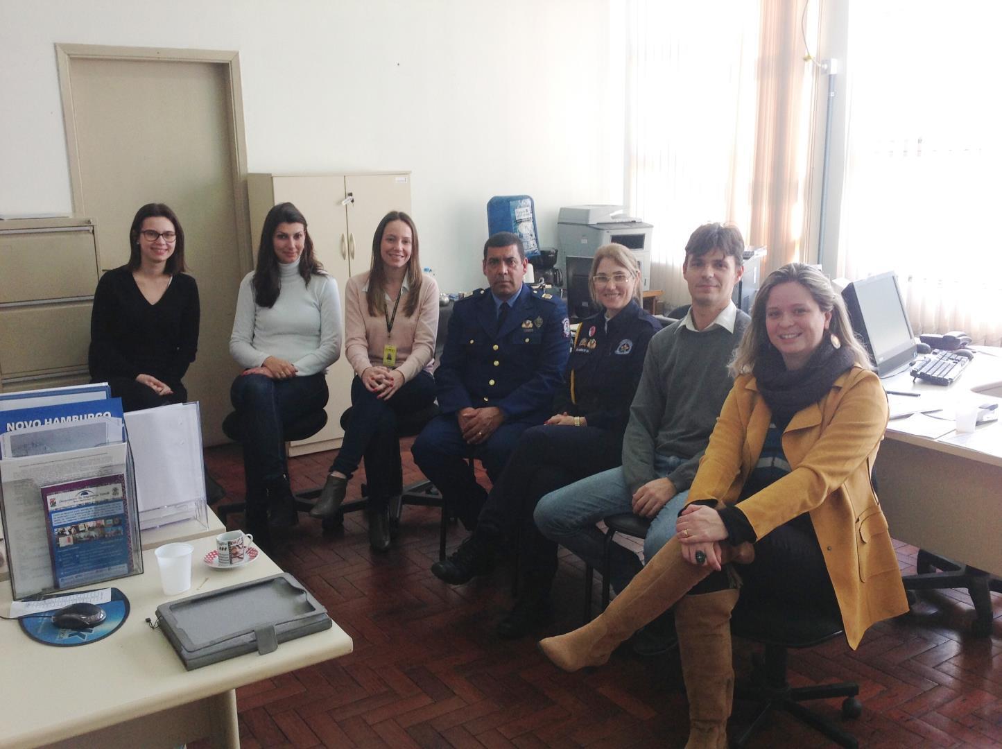 Faculdade IENH firma parceria de cooperação com o Observatório da Segurança Cidadã de Novo Hamburgo