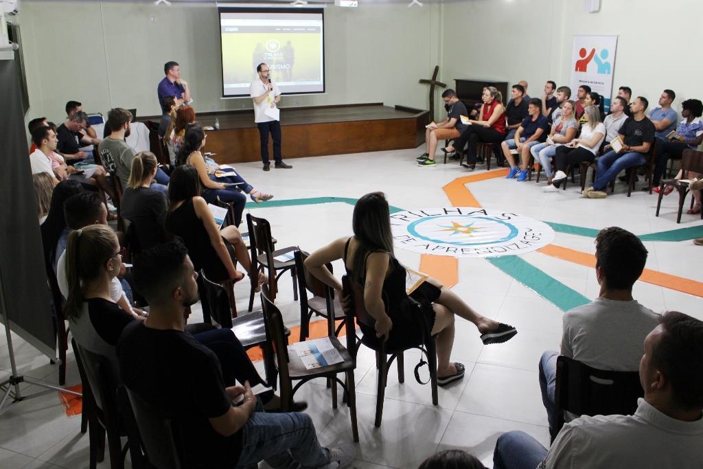 Faculdade IENH lança o projeto Trilhas de Aprendizagem