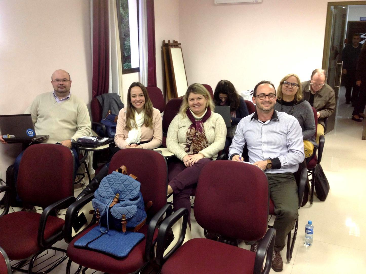 Faculdade IENH participa de Curso de Capacitação para Coordenadores