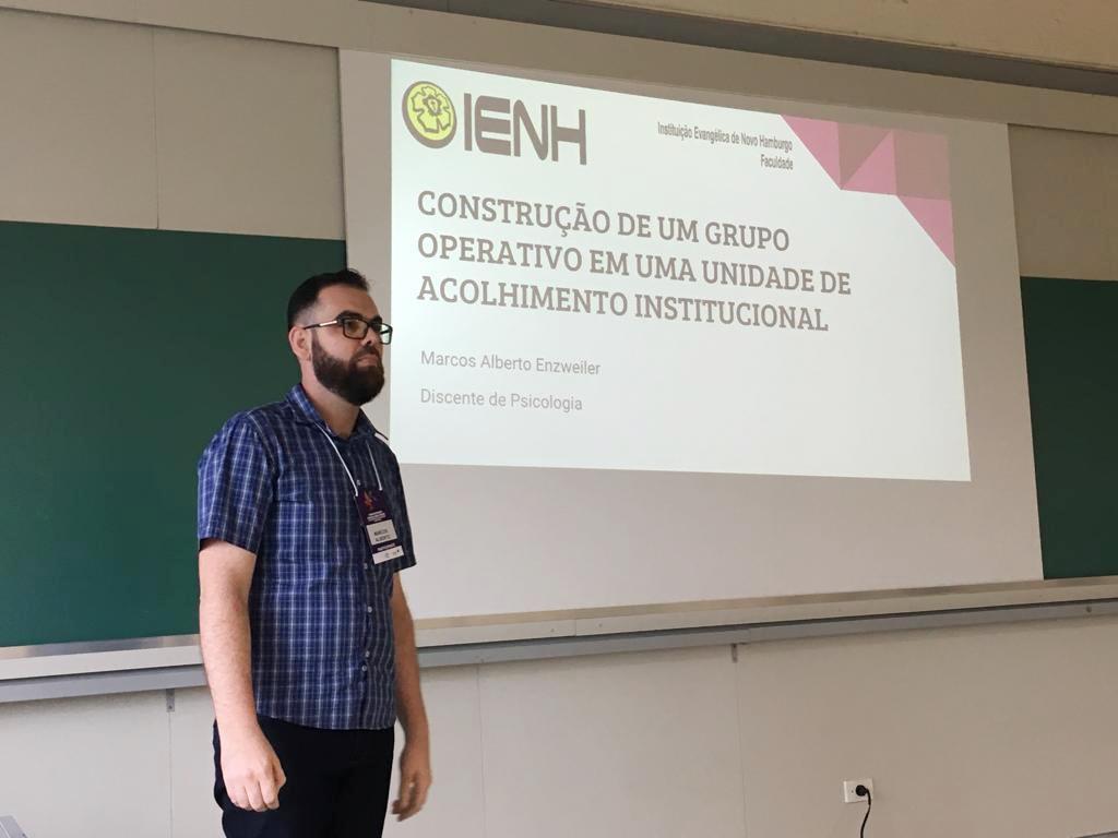 Faculdade IENH participa do V Congresso Brasileiro Psicologia: Ciência e Profissão