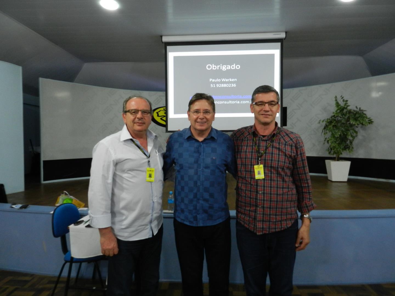 Faculdade IENH promove Conexão Negócios sobre Gestão Corporativa