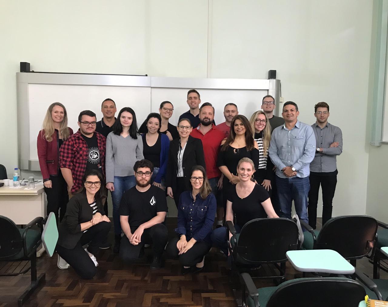 Faculdade IENH promove curso sobre a lei geral de proteção de dados