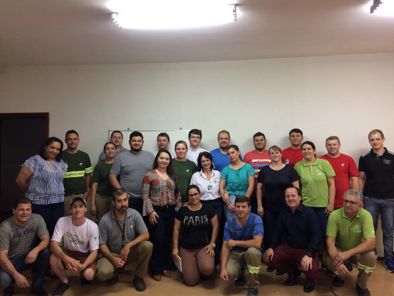 Faculdade IENH promove palestra na empresa Klabin