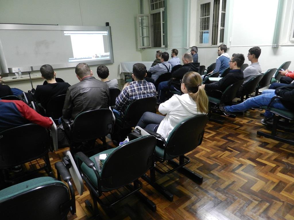 Faculdade IENH promove videoconferência internacional sobre Tecnologia