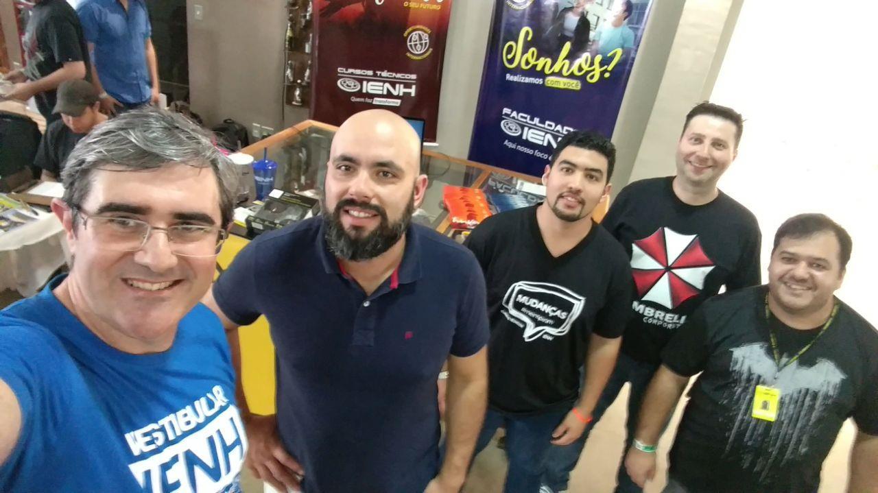 IENH participa do I Noia Geeks Fest
