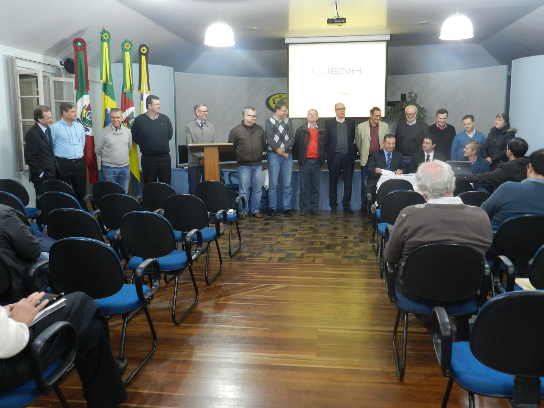 IENH promove Assembleia Geral