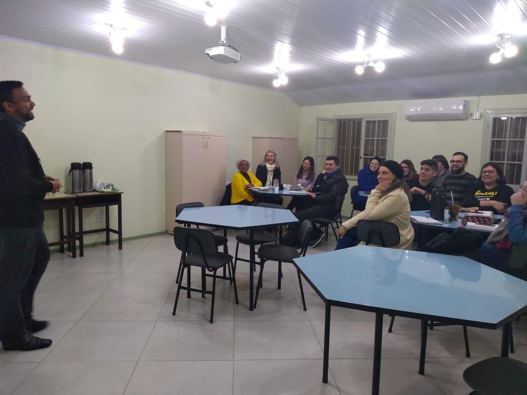 Iniciam as aulas do intensivo de inverno do Curso de Psicologia da Faculdade IENH