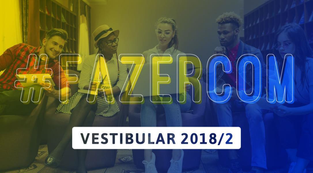 Inscrições abertas para o Vestibular 2018/2 da Faculdade IENH