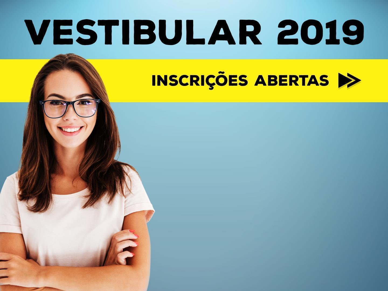 Inscrições abertas para o Vestibular 2019 da Faculdade IENH