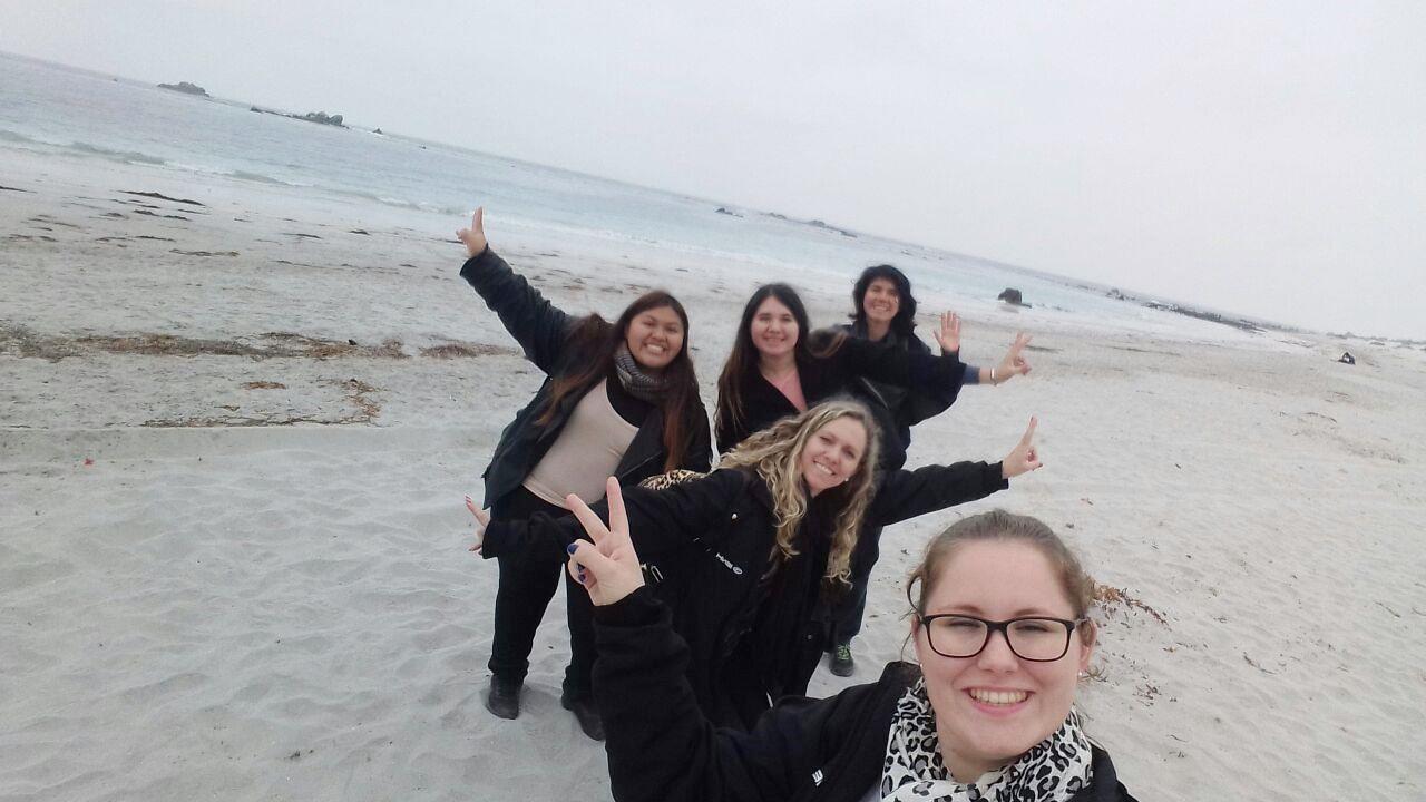 Intercâmbio no Chile com vivências de voluntariado e turismo para acadêmicas da Faculdades IENH