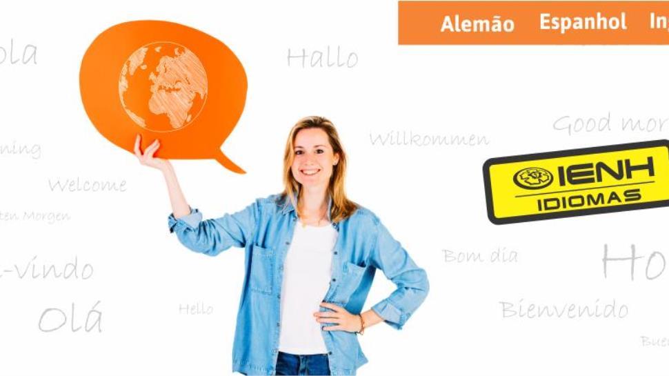 Matrículas abertas na IENH Idiomas
