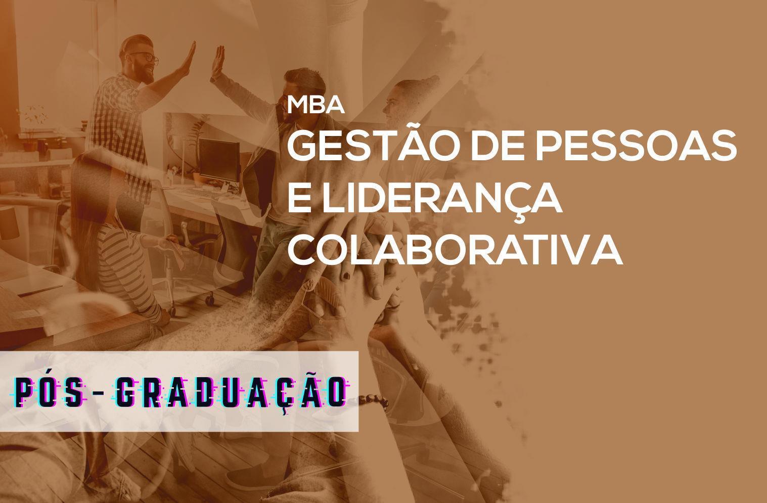 MBA em Gestão de Pessoas e Liderança Colaborativa - 3ª edição