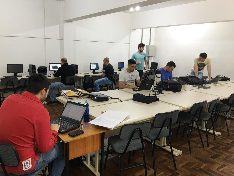 Módulo I do Curso de Extensão em Administração de Servidores Linux inicia na Faculdade IENH