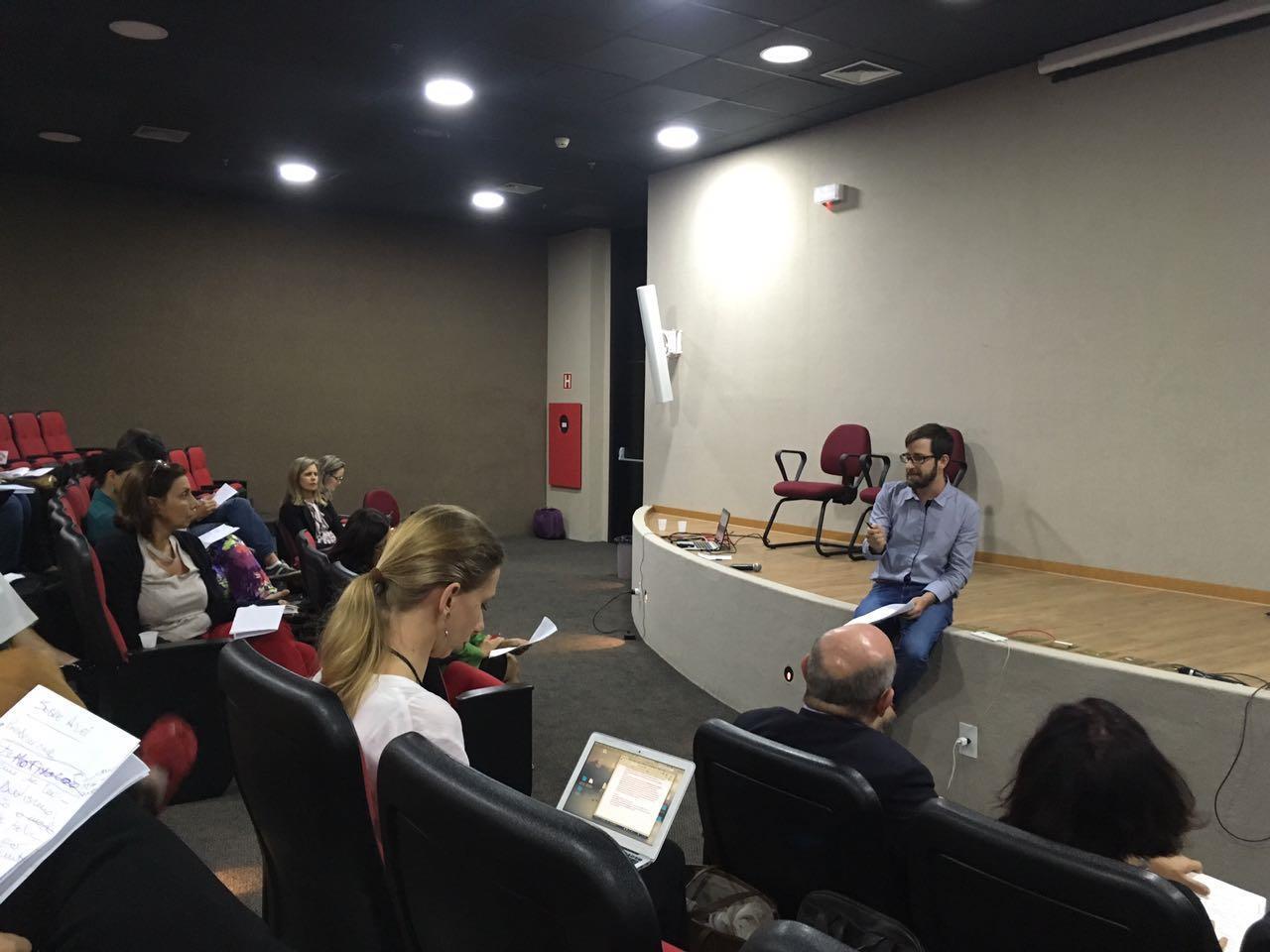 Professor da Faculdade IENH  integra grupo do Ministério da Saúde para discussão de lei