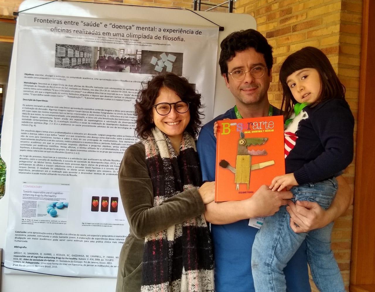 Professor da Faculdade IENH participa de evento internacional
