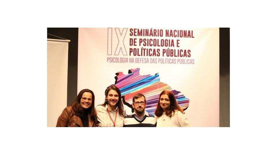 Professor da Faculdade IENH participa do 9º Seminário Nacional de Psicologia e Políticas Públicas