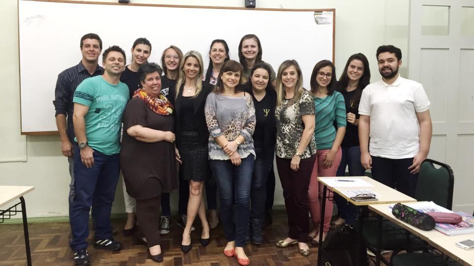 Programação com palestras sobre enfrentamento da violência na Faculdade IENH