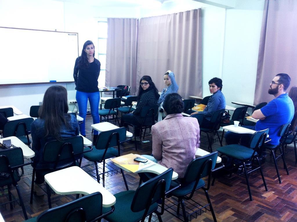 Psicologia Jurídica, Violência e Direitos Humanos é tema de curso iniciado na Faculdade IENH