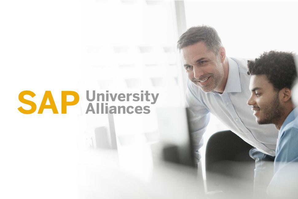 Sobre o SAP University Alliances