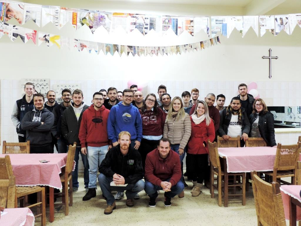Visita ao Lar da Menina aprofunda estudos sobre responsabilidade social na Faculdade IENH