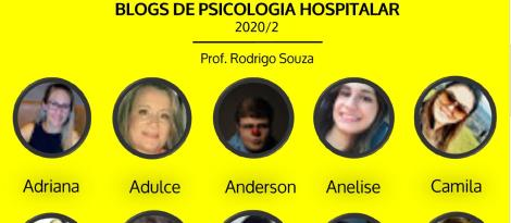 Acadêmicos de Psicologia criam blogs para compartilhar conteúdos sobre Psicologia Hospitalar