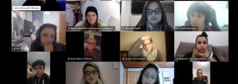 Acadêmicos de Psicologia da Faculdade IENH participam de aula interinstitucional