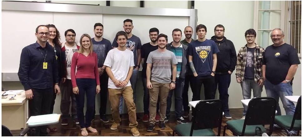 Alunos dos Cursos Técnicos e Faculdade IENH viajam para o Uruguai no domingo