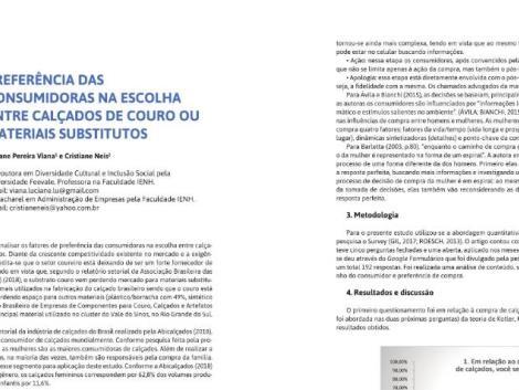 Artigo de ex-aluna e professora da IENH é publicado em revista digital