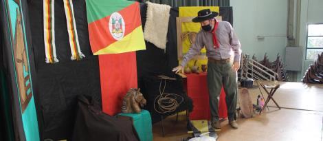 Atividades alusivas à Semana Farroupilha ocorrem nas Unidades Pindorama e Oswaldo Cruz
