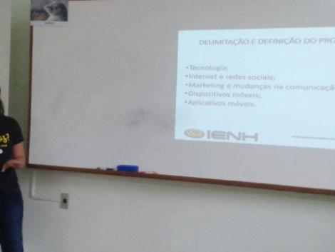 Bancas de qualificação dos TCCs do Curso de Administração ocorrem na Faculdade IENH