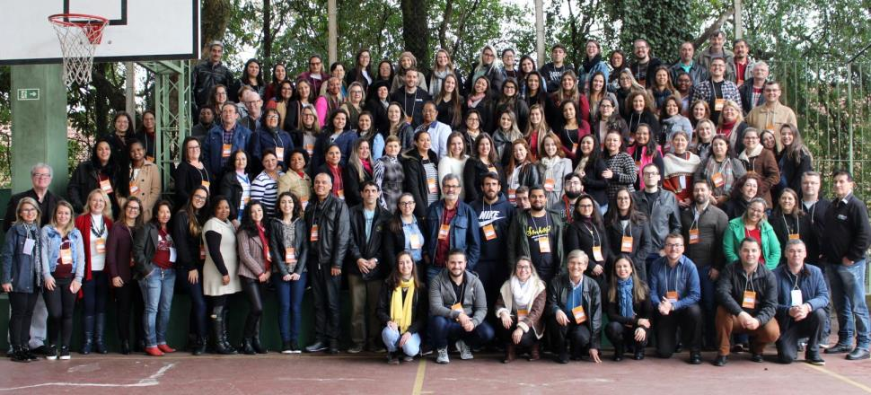 Capacitação e integração no Seminário de Funcionários da IENH