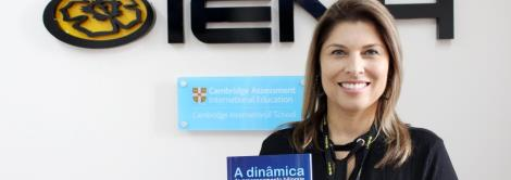 Coordenadora do Currículo Bilíngue da IENH escreve capítulo de livro sobre processamento bilíngue