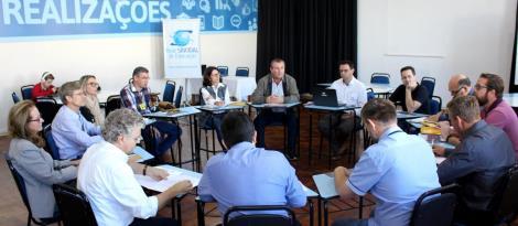 Faculdade IENH sedia a reunião do Fórum das Faculdades Comunitárias