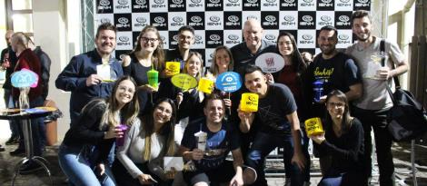Intervalo especial reúne estudantes para celebrar conquistas da Faculdade IENH