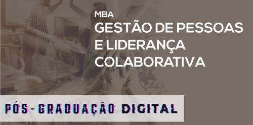 MBA em Gestão de Pessoas e Liderança Colaborativa - Digital