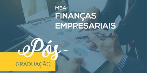 MBA em Finanças Empresariais - 5ª edição