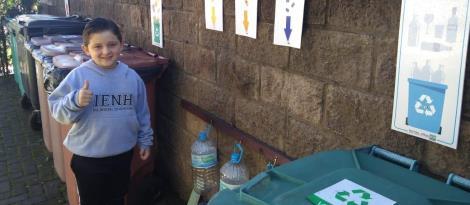 Monitores Ecológicos da Unidade Pindorama propõem desafio para o Dia Mundial do Meio Ambiente