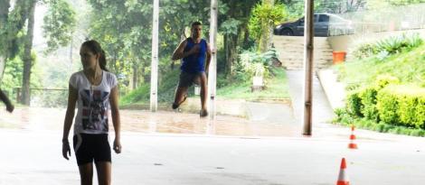 Iniciam as atividades do Atletismo da IENH